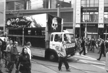 Truck at Fuckparade 2001
